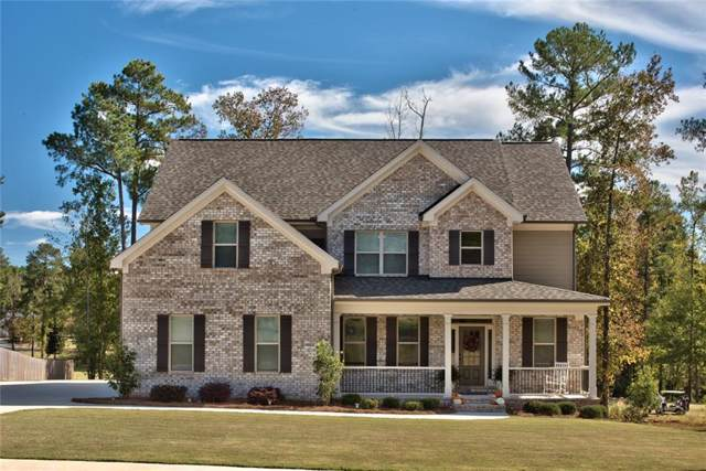 3625 Eagle View Way, Monroe, GA 30655 (MLS #6640332) :: The Butler/Swayne Team