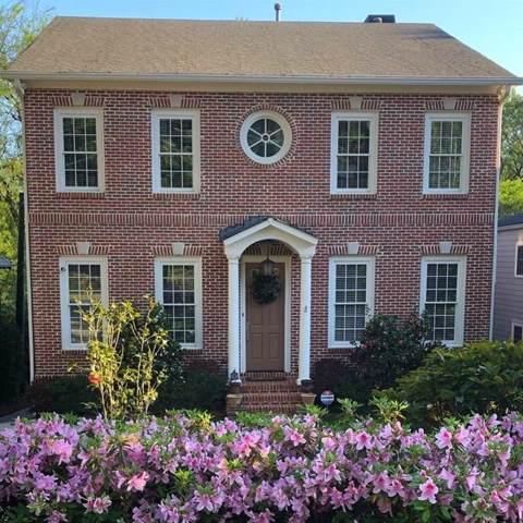 313 Delmont Drive NE, Atlanta, GA 30305 (MLS #6640350) :: Charlie Ballard Real Estate