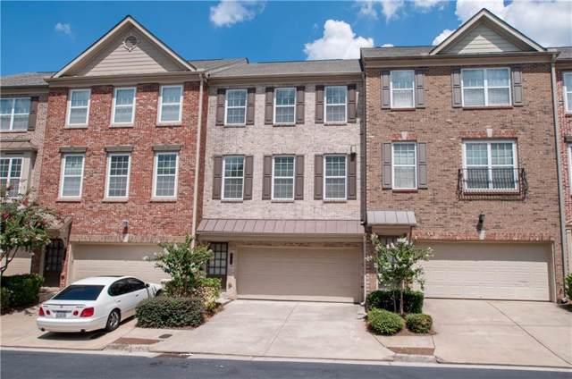 5749 Pine Oak Drive #80, Norcross, GA 30092 (MLS #6640367) :: North Atlanta Home Team