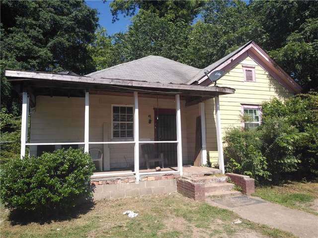 211 Racine Street SW, Atlanta, GA 30314 (MLS #6640369) :: The Zac Team @ RE/MAX Metro Atlanta
