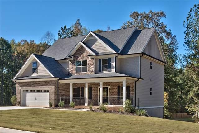 3653 Eagle View Way, Monroe, GA 30655 (MLS #6640372) :: The Butler/Swayne Team