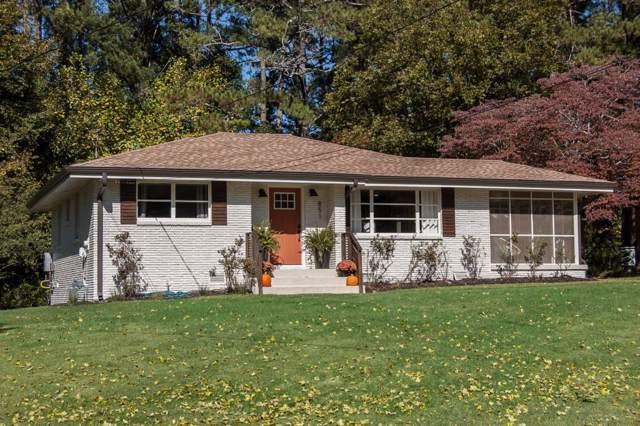851 Lake Court SE, Smyrna, GA 30082 (MLS #6640439) :: North Atlanta Home Team