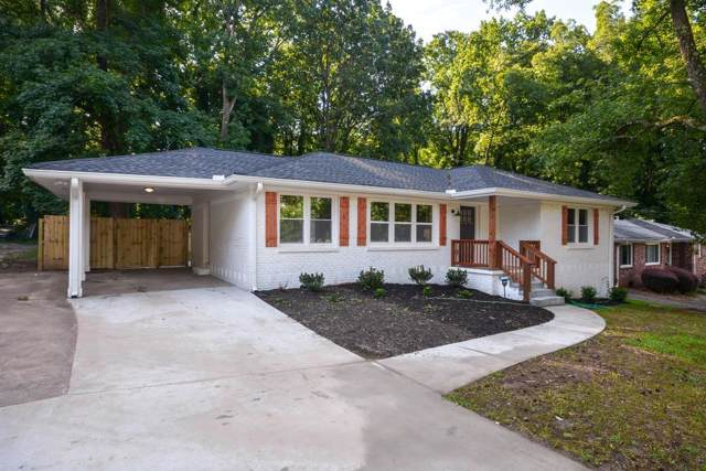 2362 Cloverdale Drive SE, Atlanta, GA 30316 (MLS #6640470) :: Dillard and Company Realty Group