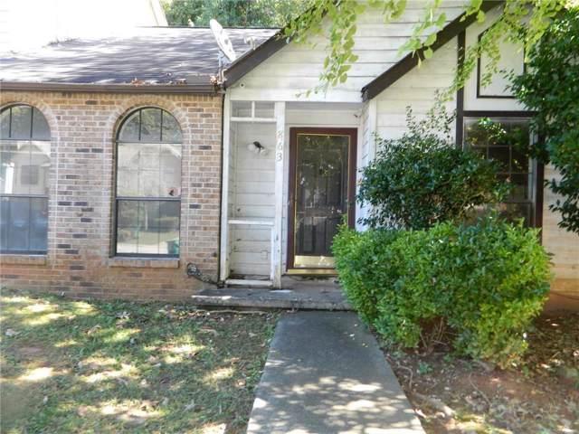 863 Brandy Oaks Ln, Stone Mountain, GA 30088 (MLS #6640501) :: North Atlanta Home Team