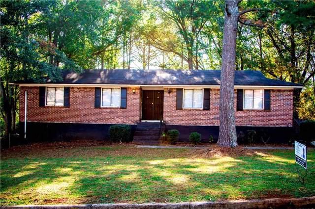 3887 Mcgill Lane, Decatur, GA 30034 (MLS #6640515) :: North Atlanta Home Team