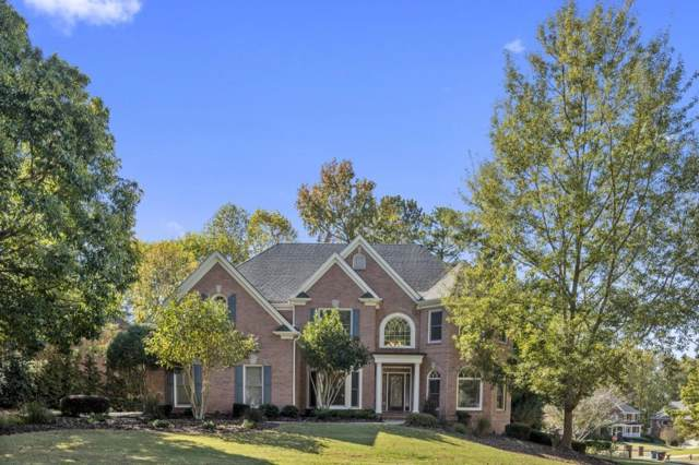 215 Harrogate Way, Alpharetta, GA 30022 (MLS #6640561) :: RE/MAX Prestige