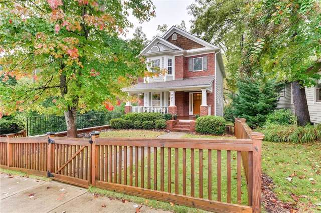 205 Madison Avenue, Decatur, GA 30030 (MLS #6640571) :: Charlie Ballard Real Estate