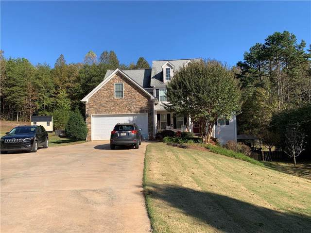 6618 Station Drive, Clermont, GA 30527 (MLS #6640658) :: North Atlanta Home Team