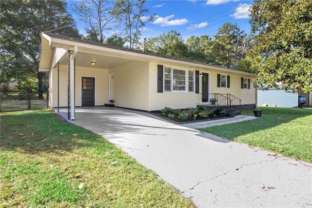 119 Beech Creek Drive NW, Rome, GA 30165 (MLS #6640686) :: North Atlanta Home Team