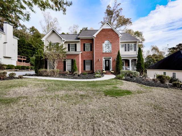 326 Senators Ridge Drive, Dallas, GA 30132 (MLS #6640707) :: Iconic Living Real Estate Professionals