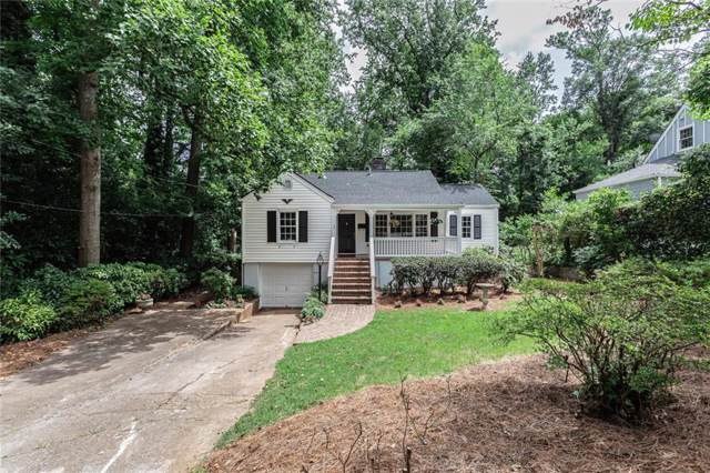 614 Coventry Road, Decatur, GA 30030 (MLS #6640727) :: North Atlanta Home Team