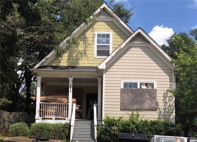 1020 Smith Street SW, Atlanta, GA 30310 (MLS #6640729) :: North Atlanta Home Team