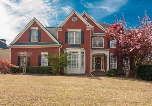 320 Overhill Bend, Alpharetta, GA 30005 (MLS #6640738) :: The Butler/Swayne Team
