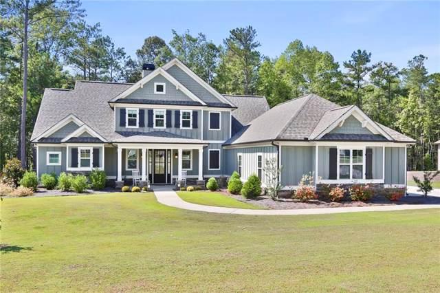 66 Big Horn Drive, Newnan, GA 30265 (MLS #6640740) :: North Atlanta Home Team