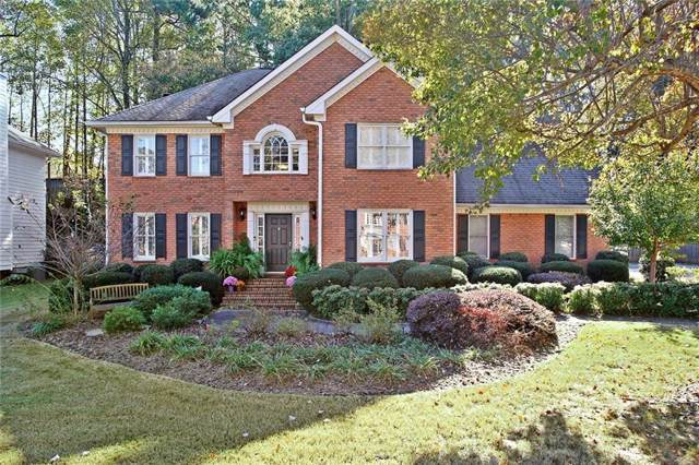 1921 Oak Branch Way, Stone Mountain, GA 30087 (MLS #6640749) :: North Atlanta Home Team