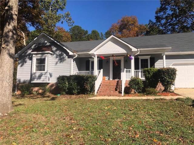 516 Calloway Terrace, Rockmart, GA 30153 (MLS #6640831) :: North Atlanta Home Team