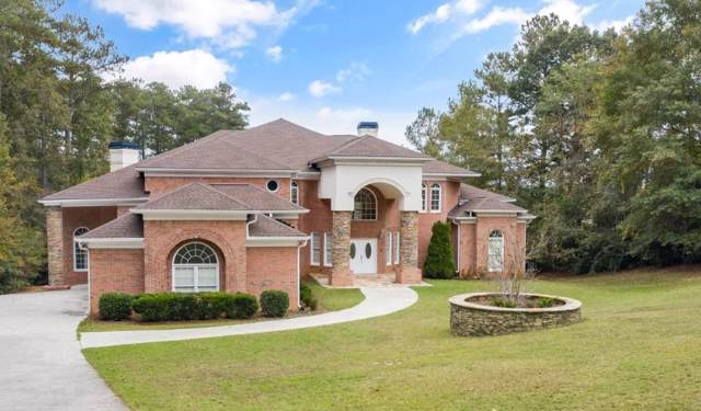 2801 Bonds Lake Road NW, Conyers, GA 30012 (MLS #6640845) :: The Butler/Swayne Team