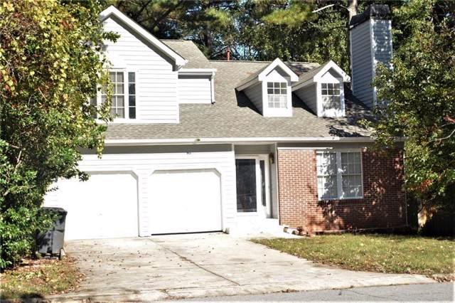 1331 Omie Way, Lawrenceville, GA 30043 (MLS #6640865) :: Charlie Ballard Real Estate