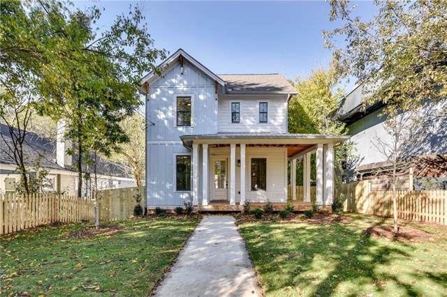 621 Moreland Avenue SE, Atlanta, GA 30316 (MLS #6640925) :: North Atlanta Home Team