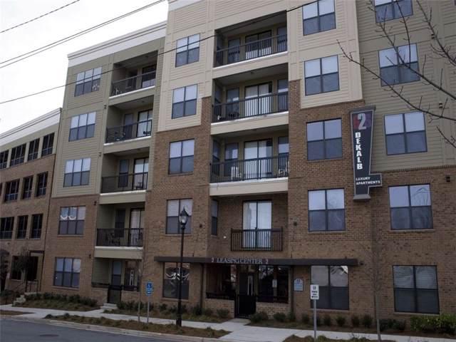 626 Dekalb Avenue #1109, Atlanta, GA 30312 (MLS #6640956) :: North Atlanta Home Team