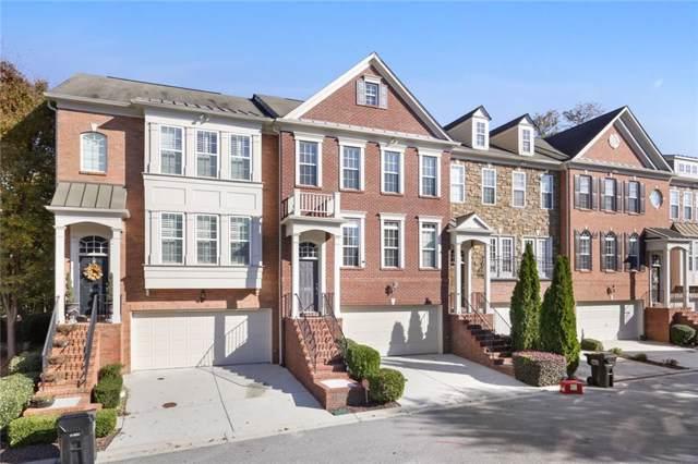 4973 Colchester Court SE, Atlanta, GA 30339 (MLS #6640968) :: Charlie Ballard Real Estate