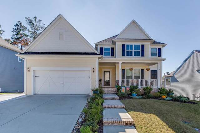 6291 Cedar Springs Lane, Hoschton, GA 30548 (MLS #6640991) :: North Atlanta Home Team