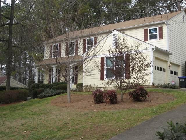 2180 Laurel Mill Way, Roswell, GA 30076 (MLS #6641036) :: North Atlanta Home Team