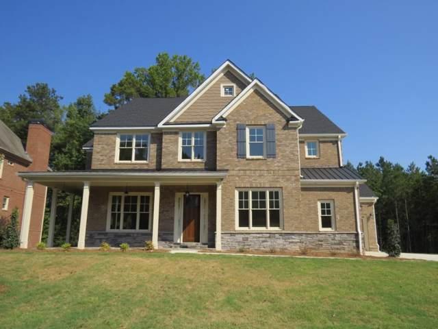 5270 Brookhollow Drive, Douglasville, GA 30135 (MLS #6641073) :: MyKB Partners, A Real Estate Knowledge Base