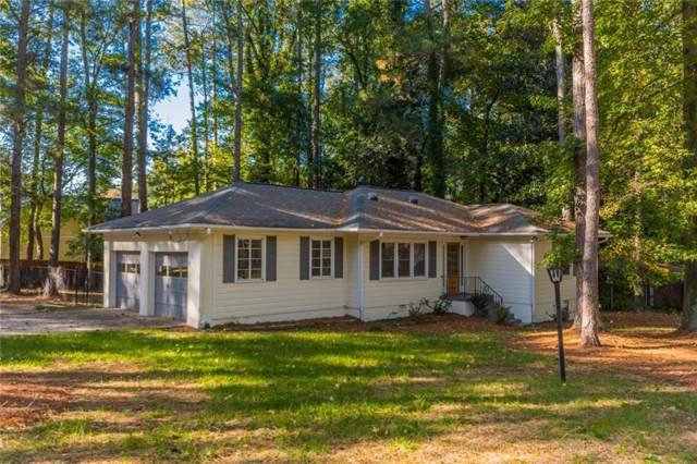 2194 Lyle Road, College Park, GA 30337 (MLS #6641078) :: Charlie Ballard Real Estate