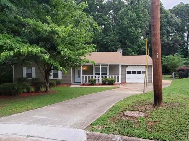 498 Jaywood Court, Stone Mountain, GA 30083 (MLS #6641102) :: Path & Post Real Estate