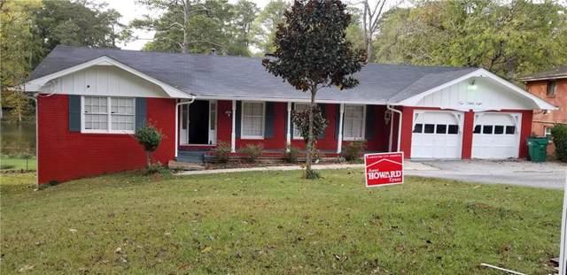1038 Nielsen Drive, Clarkston, GA 30021 (MLS #6641123) :: North Atlanta Home Team