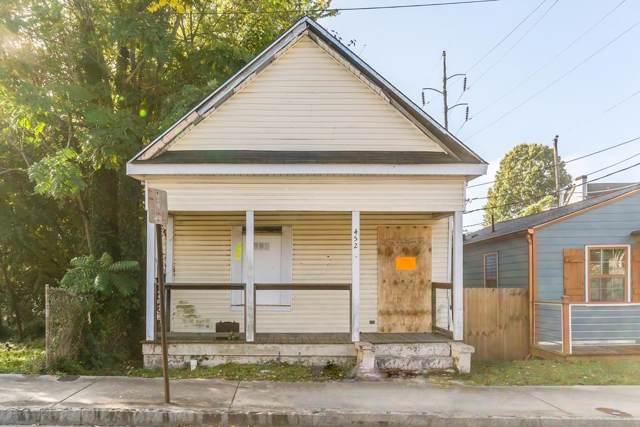 452 Rockwell Street SW, Atlanta, GA 30310 (MLS #6641136) :: North Atlanta Home Team