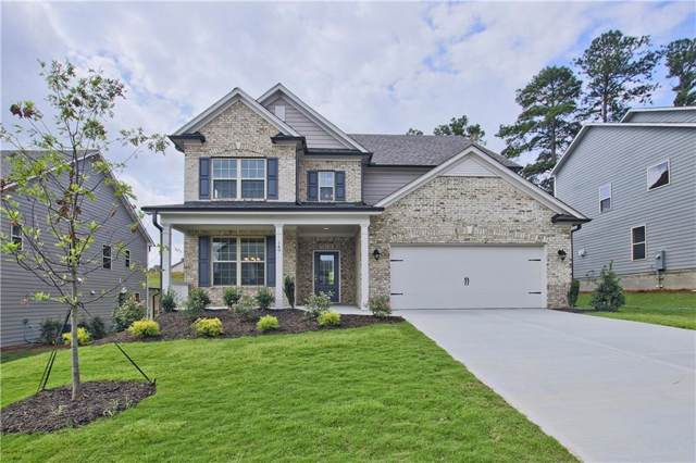 1831 Goodhearth Drive NE, Marietta, GA 30066 (MLS #6641150) :: North Atlanta Home Team