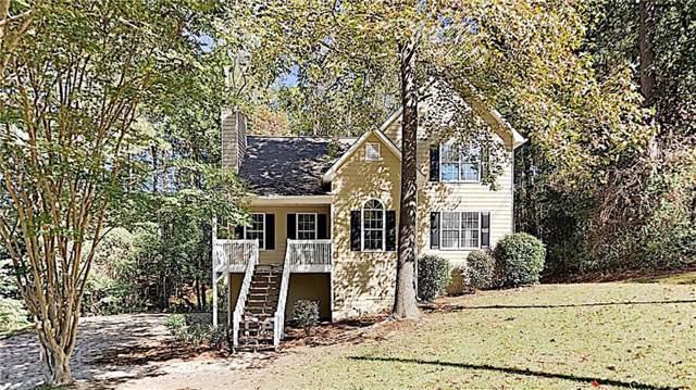 1 King Arnold Drive, Dallas, GA 30157 (MLS #6641175) :: North Atlanta Home Team
