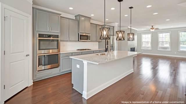5711 Terrace Bend Way #18, Peachtree Corners, GA 30092 (MLS #6641222) :: North Atlanta Home Team