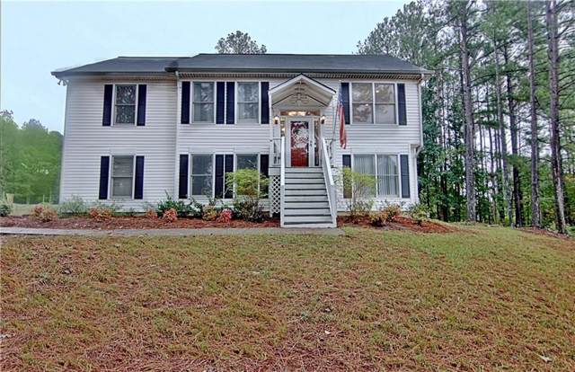 120 Blue Ridge Drive, Newnan, GA 30265 (MLS #6641237) :: North Atlanta Home Team