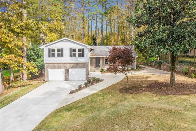 470 Ridgewater Drive, Marietta, GA 30068 (MLS #6641240) :: The Heyl Group at Keller Williams