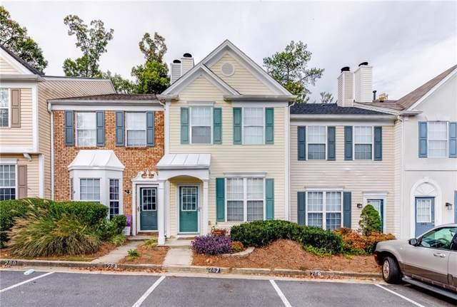 267 Devonshire Drive #0, Alpharetta, GA 30022 (MLS #6641271) :: North Atlanta Home Team