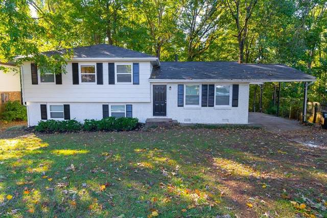 7005 Lodgepole Dr Drive, Morrow, GA 30260 (MLS #6641306) :: North Atlanta Home Team