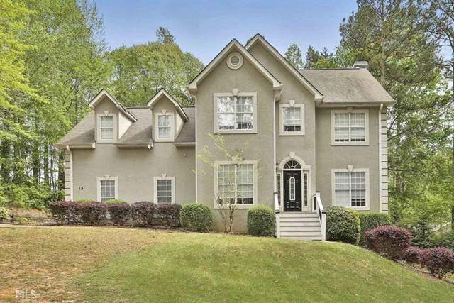 15 Fawn Ridge, Newnan, GA 30265 (MLS #6641340) :: North Atlanta Home Team