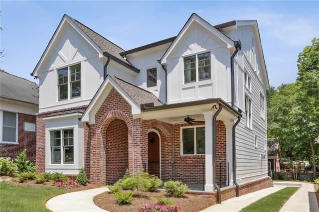 1464 Glenwood Avenue SE, Atlanta, GA 30316 (MLS #6641362) :: Team RRP | Keller Knapp, Inc.