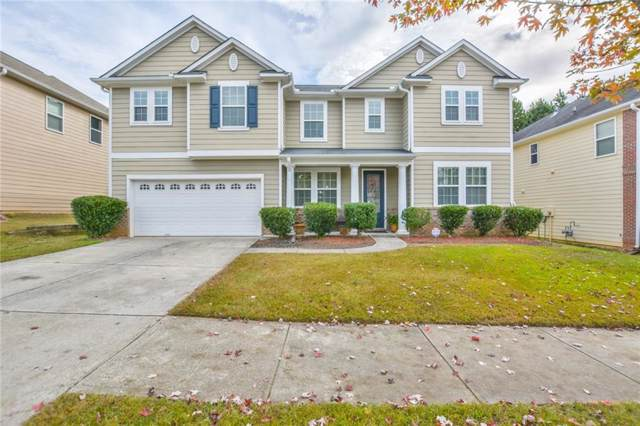 1168 Sparkling Cove Drive, Buford, GA 30518 (MLS #6641395) :: The Realty Queen Team
