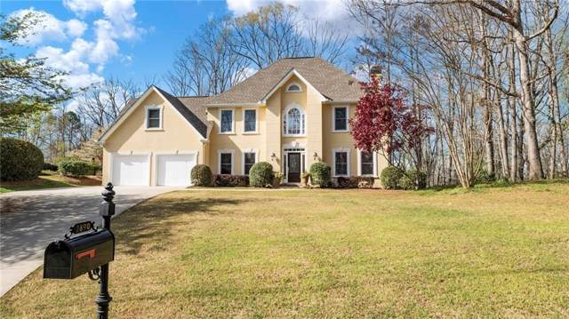 2890 Thompson Mill Road, Gainesville, GA 30506 (MLS #6641405) :: Charlie Ballard Real Estate