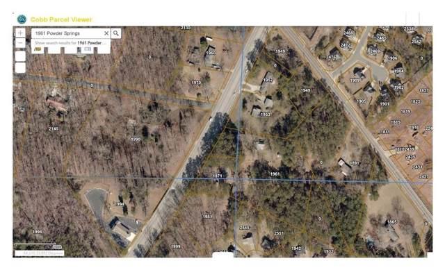 1961 Powder Springs Road, Marietta, GA 30064 (MLS #6641420) :: North Atlanta Home Team