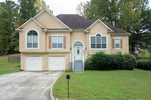 489 Washington Drive, Jonesboro, GA 30238 (MLS #6641443) :: North Atlanta Home Team