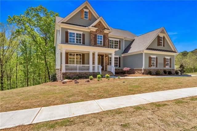 343 Peninsula Pointe, Holly Springs, GA 30115 (MLS #6641476) :: Kennesaw Life Real Estate