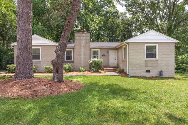 486 Ashburton Avenue SE, Atlanta, GA 30317 (MLS #6641483) :: Dillard and Company Realty Group