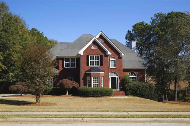 6209 Greens Mill Ridge, Loganville, GA 30052 (MLS #6641488) :: North Atlanta Home Team