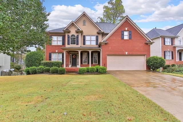 1443 Whisperwood Lane, Lawrenceville, GA 30043 (MLS #6641510) :: North Atlanta Home Team