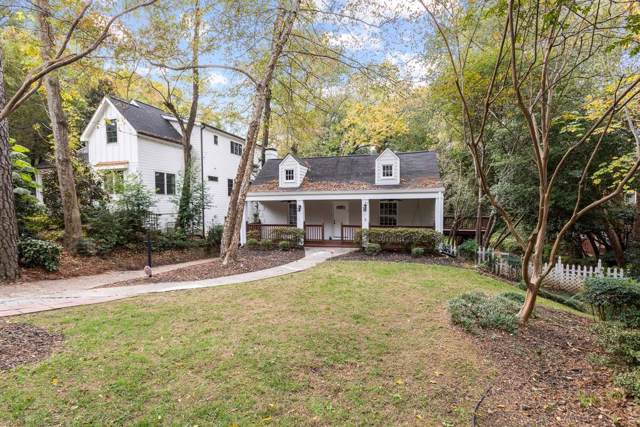 654 Courtenay Drive NE, Atlanta, GA 30306 (MLS #6641550) :: Dillard and Company Realty Group
